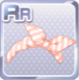 Pink Striped Hairband