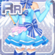Magical Heroine Blue