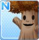 Smiling Tree Brown