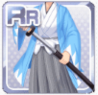 Shinsengumi Warrior Blue