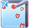 Art App Frame Red