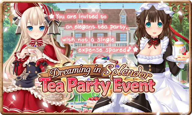 Tea Party Event