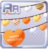Lovey-Dovey Garlands Orange
