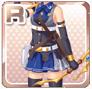 Novice Archer Blue