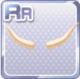 Cutie-saurus Horns