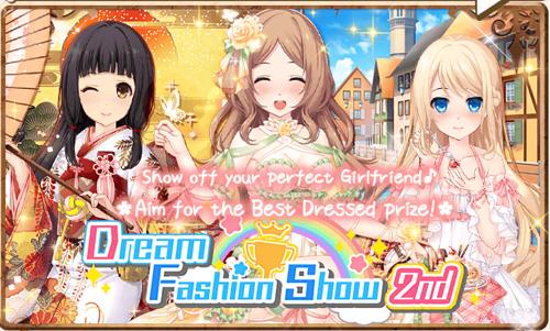 2nd Dream Fashion Show