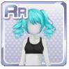 Songstress Hair Cyan