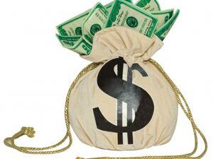 Bag of money wallpaper-t2