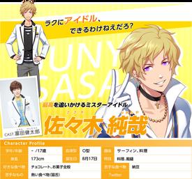Junya Character Profile