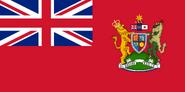 Flag of West El Kadsre (1958-1967)