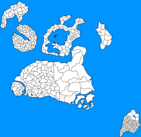 United El Kadsreian Nations Provinces
