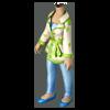 Clothesf spring dress