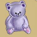Coll soft teddy bear