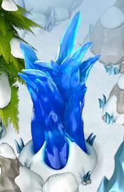 Crystal ice rocks 3
