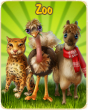Zoo update logo