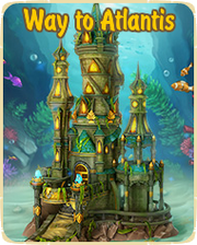 Way to atlantis update logo