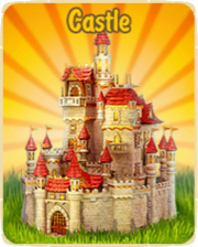 Castle update logo