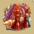 Coll royal chess piece