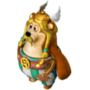 Gaul bear deco