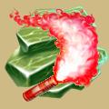 Coll explosive signal flare