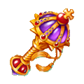 Coll royal scepter