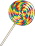 Coll candy lollipop