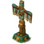 Totem friendly deco