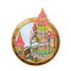 Dream icon fairytale castle