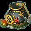 Underwater cauldron