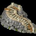 Forgotten kingdom ladder to castle stage2