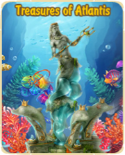 Treasures of atlantis update logo