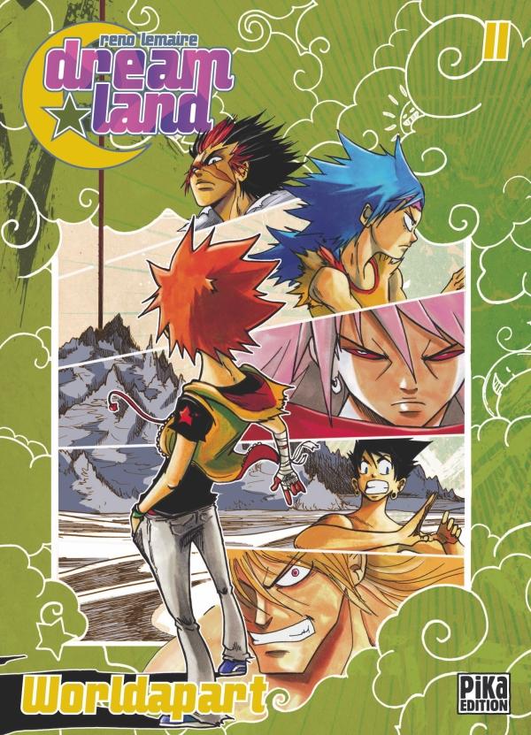Volume 11 cover