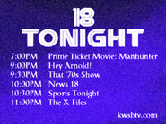 KWSB tonight early 1999