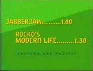 UTN Next bumper - Jabberjaw to Rocko (part 1)