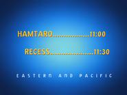 UToons TV next bumper hamtaro recess