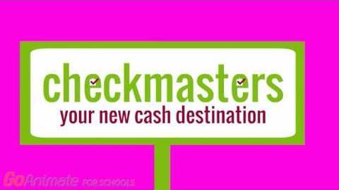 Wanna Agree With The New Checkmasters Logo?