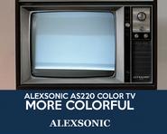 Alexsonic AS220 1968 commercial