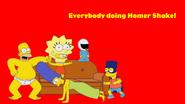 UltraToons Network Homer Shake ident