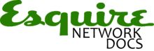 Esquire Network Docs logo 2013