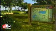 UltraToons Network Downtown Park map ident 2013