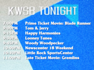 KWSB tonight october 20 1990
