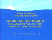 UToons TV next bumper cartoon cartoon weekend