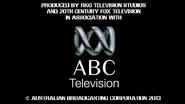 RKO Television Studios TCFTV ABC Australia endcap 2013