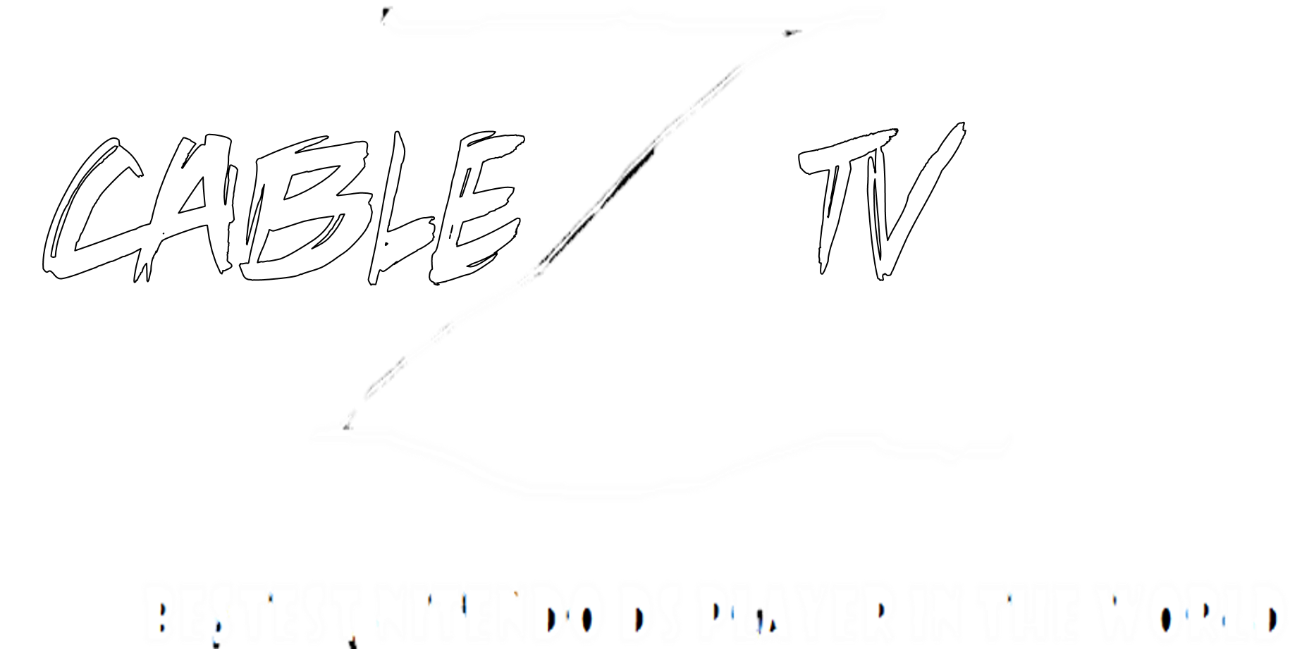 Beastest Nintendo DS Player In The World Cabel TV 2016- Logo