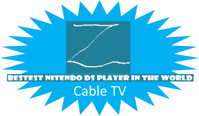 Beastest Nintendo DS Player In The World Cabel TV 2013- Logo
