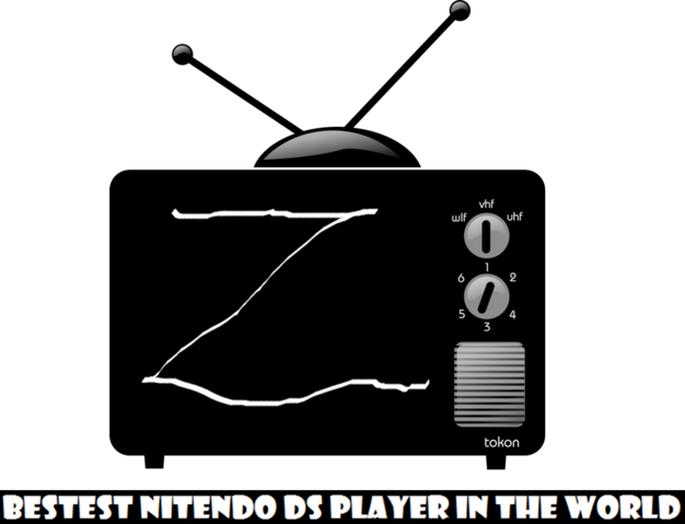 Beastest Nintendo DS Player In The World Cabel TV 2010-2013 Logo