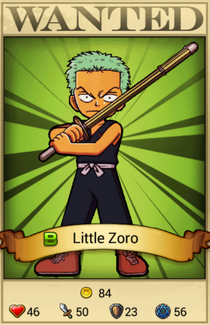 Little Zoro
