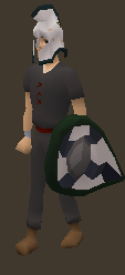 Third-Age Kite + Helmet