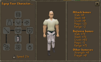 3rd Age Platelegs Stats