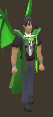 Lime deathcape